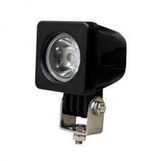 Quake LED Quantum Series Work Light - 2 Inch 10 Watt -Square Spot