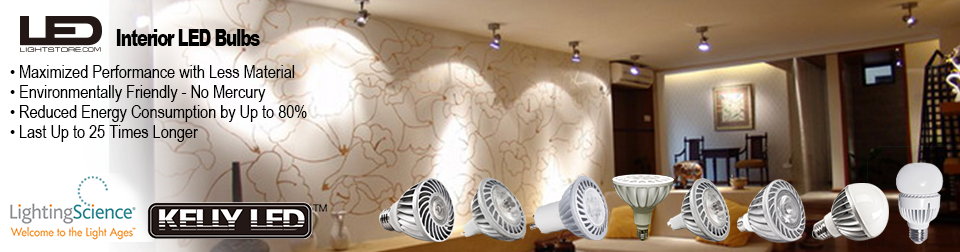 Interior LED Bulbs