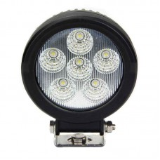 Quake LED Aftershock Series Work Light - 4 Inch 18 Watt - Flood