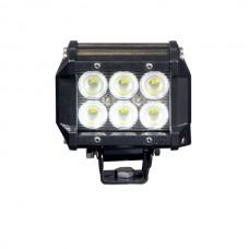 Quake LED Defcon Series Light Bar - 4 Inch 18 Watts