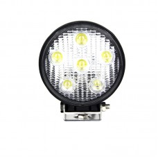 Quake LED Fracture Sreies Work Light - 4 Inch 18 Watt - Flood