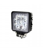 Quake LED Fracture Series Work Light - 4 Inch 27 Watt - Spot
