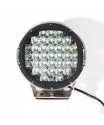 Quake LED Magnitude Series Work Light - 10 Inch 111 Watt - Spot