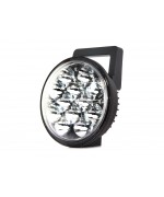 Quake LED Magnitude Series Work Light - 5.5 Inch 36 Watt - Spot