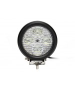 Quake LED Magnitude Series Work Light - 5 Inch 40 Watt - Flood