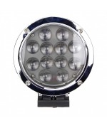 Quake LED Magnitude Series Work Light - 6 Inch 60 Watt - Flood
