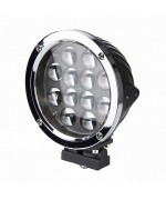 Quake LED Magnitude Series Work Light - 6 Inch 60 Watt - Spot