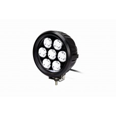 Quake LED Magnitude Series Work Light - 6 Inch 70 Watt - Flood