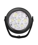 Quake LED Magnitude Series Work Light - 6 Inch 70 Watt - Spot