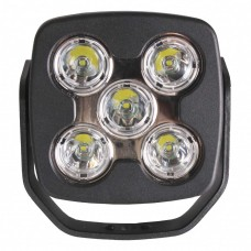 Quake LED Megaton Series Work Light - 4.5 Inch 50 Watt - Spot