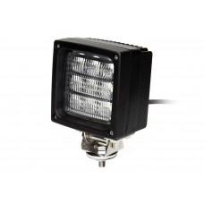 Quake LED Megaton Series Work Light - 4 Inch 27 Watt - Flood