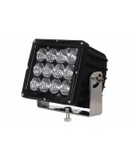Quake LED Megaton Series Work Light - 6.5 Inch 120 Watt - Spot