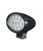 Quake LED Pulsar Series Work Light - 7 Inch 65 Watt - Spot