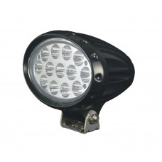 Quake LED Pulsar Series Work Light - 7 Inch 65 Watt - Spot