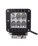 Quake LED Seismic Series Work Light - 3 Inch 24 Watt - Spot