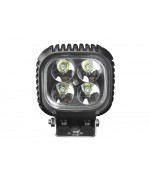Quake LED Seismic Series Work Light - 5 Inch 40 Watt - Spot
