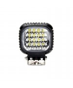 Quake LED Seismic Series Work Light - 5 Inch 48 Watt - Spot