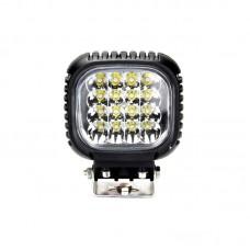 Quake LED Seismic Series Work Light - 5 Inch 48 Watt - Spot