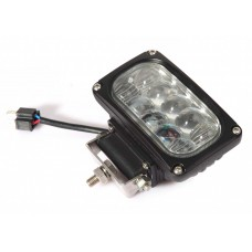 Quake LED Tempest Series Headlight - 4 Inch 30 Watt - High/Low