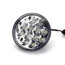 Quake LED Tempest Series Headlight - 5 Inch 36 Watt - High/Low
