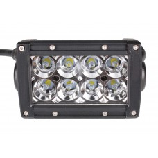 Quake LED Ultra Series Light Bar - 6 Inch 24 Watt