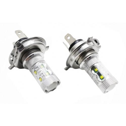 H4 Led Bulb Replacement Single Bulb