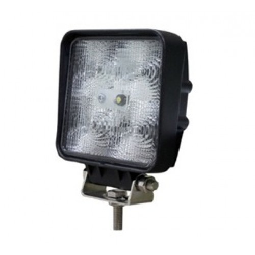 Led 15 Watt 12 Inch Linkable Undercabinet Strip Light: Quake LED Fracture Series Work Light