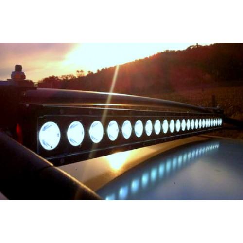Quake led rogue series light bar 48 inch 260 watt aloadofball Images