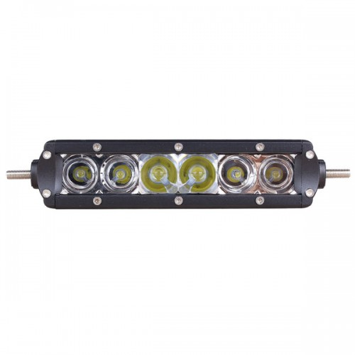 Quake Led Slim Series Light Bar 9 Inch 30 Watt